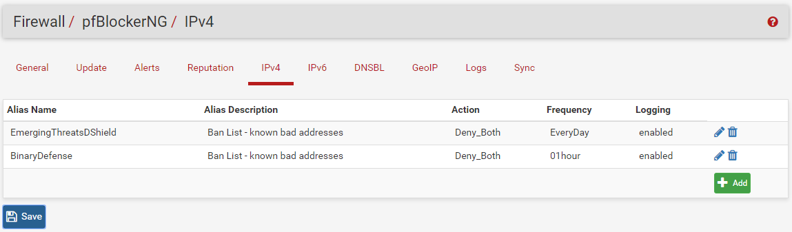 Using pfBlockerNG (And Block Lists) On pfSense - Linux Included